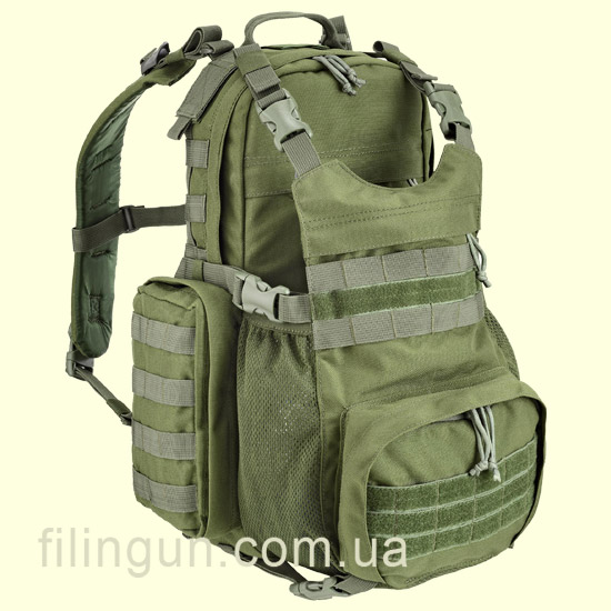 Рюкзак тактичний Defcon 5 Modular Backpack Molle System 35 OD Green