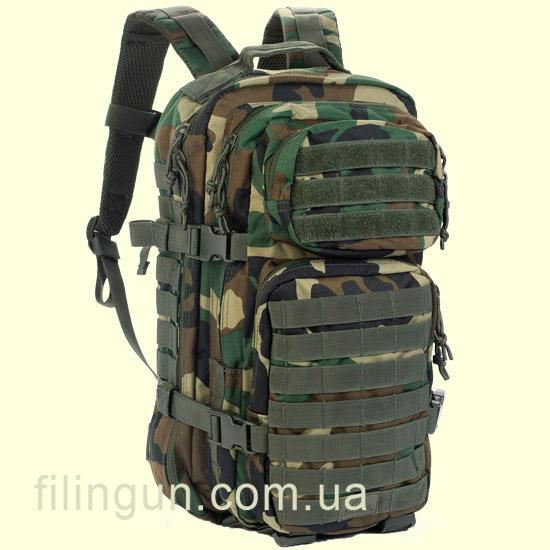 Рюкзак тактический Red Rock Assault Pack 28 Standard Woodland