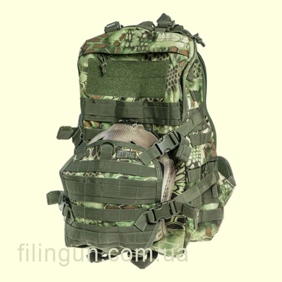 Рюкзак Skif Tac тактичний патрульний 35 літрів Kryptek Green