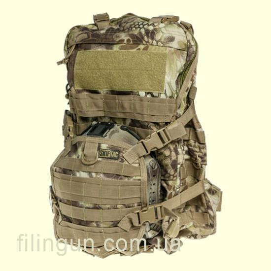 Рюкзак Skif Tac тактичний патрульний 35 літрів Kryptek Khaki