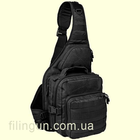 Сумка через плече тактична Red Rock Recon Sling Pack Black