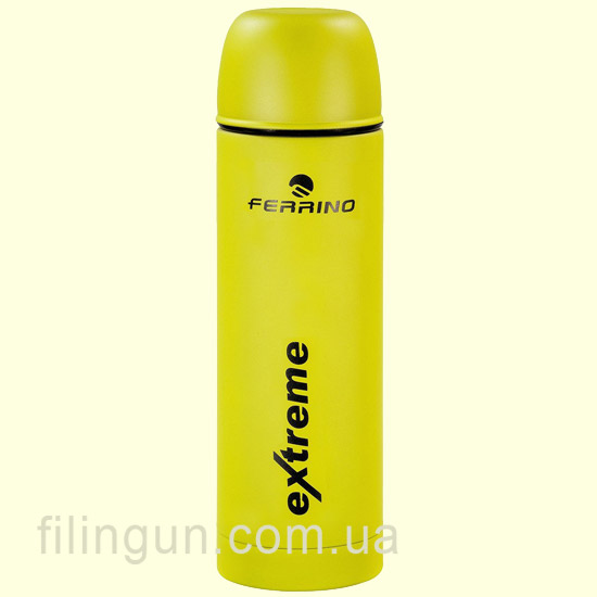 Термос Ferrino Extreme Vacuum Bottle 1 L Yellow