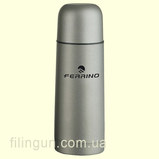 Термос Ferrino Vacuum Bottle 0.35 L Grey