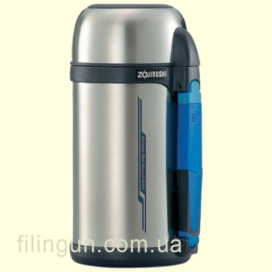 Термос Zojirushi Thermal Stainless Vacuum Bottle SF-CC13XA 1.3 L
