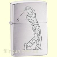 Зажигалка Zippo 100.001 Golf Swing