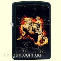 Запальничка Zippo 218FC Flaming Cossack