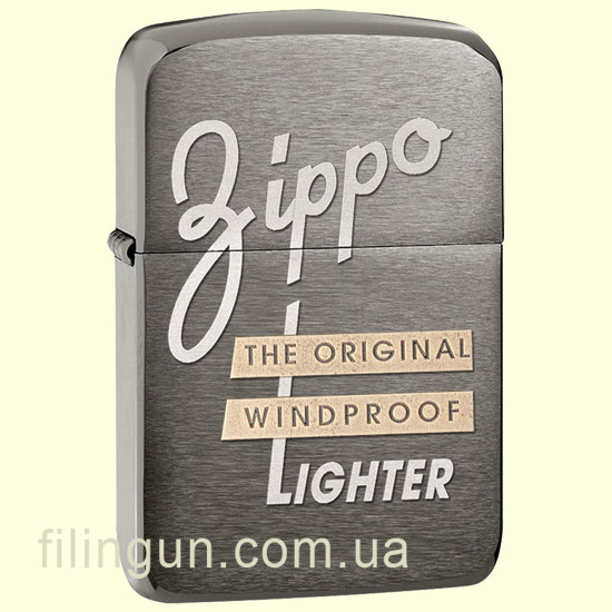 Зажигалка Zippo 28534 Original Wind Replica 1941
