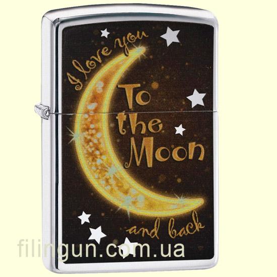 Зажигалка Zippo 29059 Golden Moon