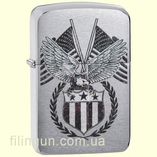 Зажигалка Zippo 29093 American Eagle Replica 1941