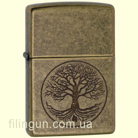 Запальничка Zippo 29149 Tree of Life - фото