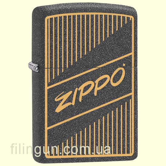 Зажигалка Zippo 29219 Vintage Logo