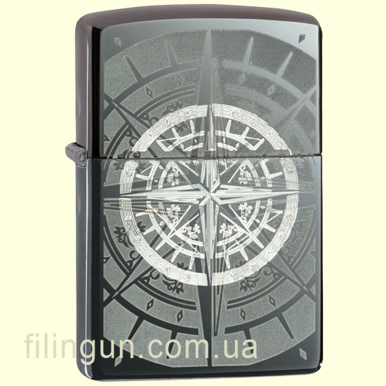 Запальничка Zippo 29232 Compass - фото