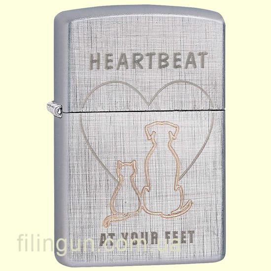 Зажигалка Zippo 29258 Heartbeat
