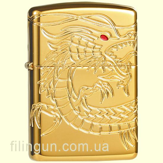 Запальничка Zippo 29265 Armor Asian Dragon - фото