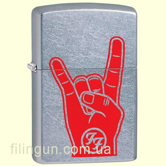 Зажигалка Zippo 29476 Foo Fighters