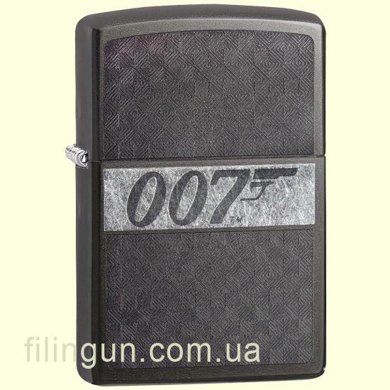 Зажигалка Zippo 29564 James Bond 007 - фото
