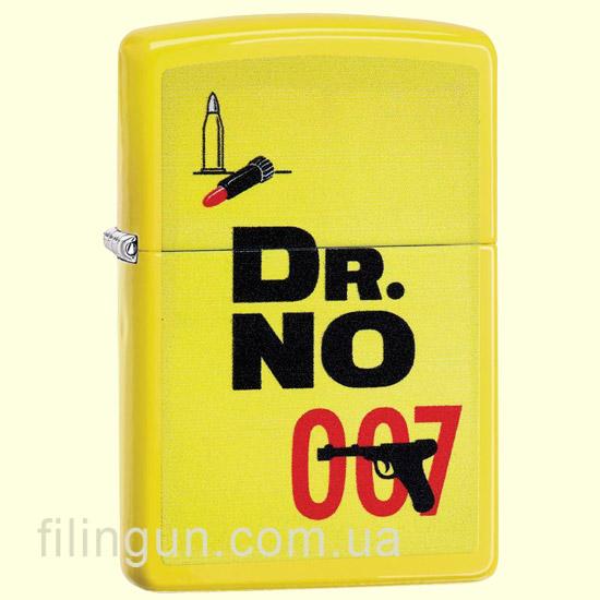 Зажигалка Zippo 29565 James Bond 007