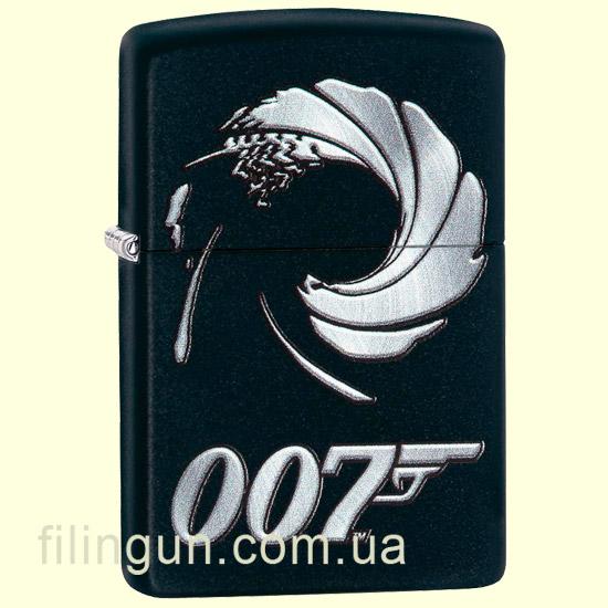 Зажигалка Zippo 29566 James Bond 007