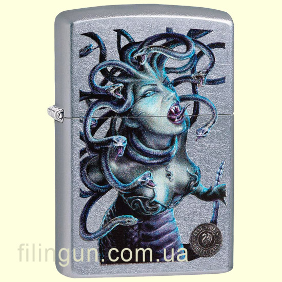 Зажигалка Zippo 29573 ANNE STOKES Medusa