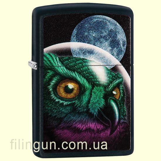Зажигалка Zippo 29616 Space Owl