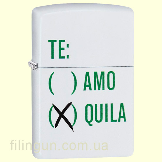 Зажигалка Zippo 29617 Tequila Design