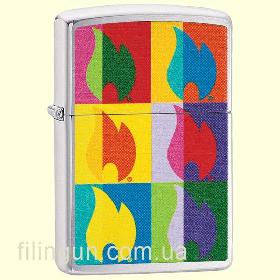 Зажигалка Zippo 29623 Abstract Flame Design