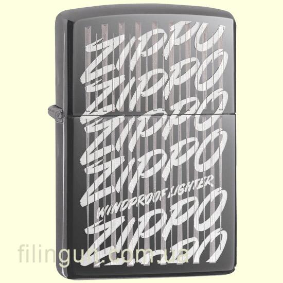 Запальничка Zippo 29631 Zippo Script - фото