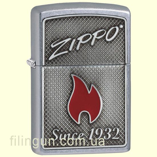 Запальничка Zippo 29650 Zippo and Flame - фото