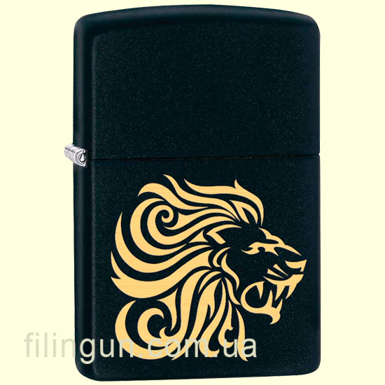 Зажигалка Zippo 29688 Lion Head