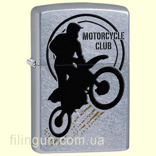 Зажигалка Zippo 29695 Motorbike Club