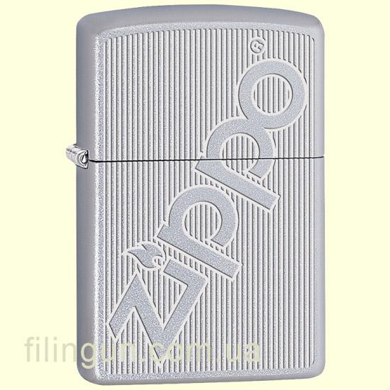 Зажигалка Zippo 29701 Logo Desing
