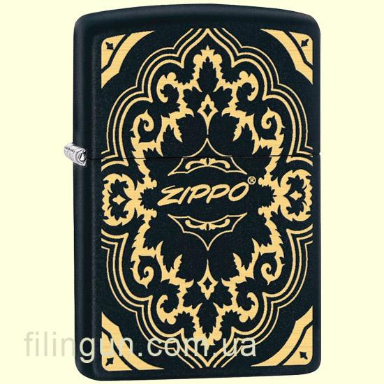 Зажигалка Zippo 29703 Zippo Logo Design