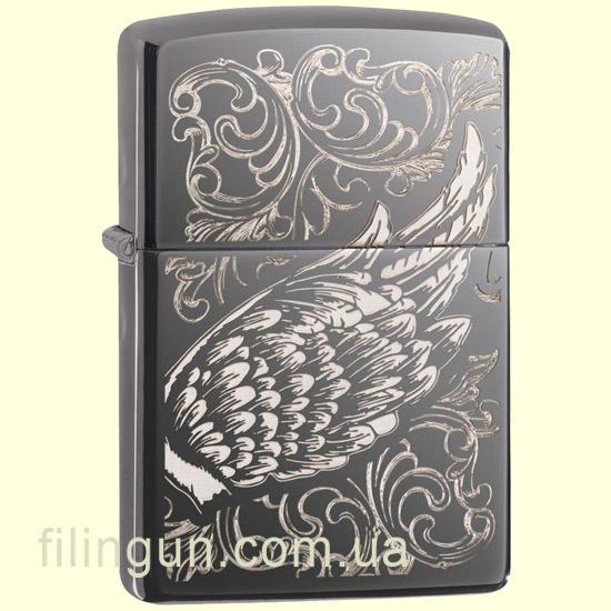 Зажигалка Zippo 29881 Filigree Flame and Wing Design