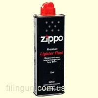 Топливо Zippo 3141R Lighter Fluid Premium 125 ml