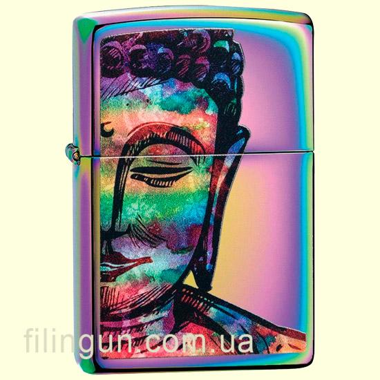 Зажигалка Zippo 49136 Bright Buddha Design Multi Color