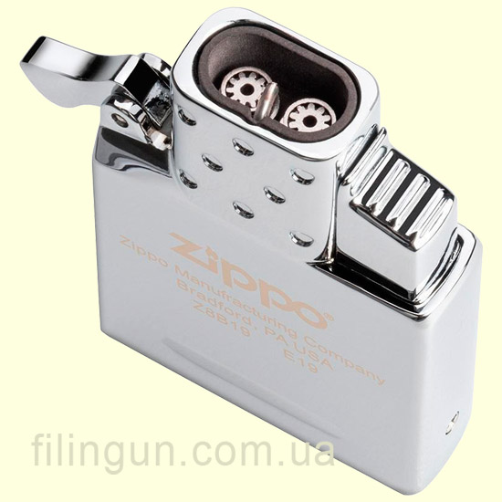 Инсерт Zippo 65827 Butane Lighter Insert Double Torch