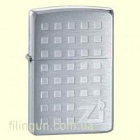 Запальничка Zippo 100.036 ZI Squares