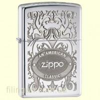 Зажигалка Zippo 24751 Gleaming Patina