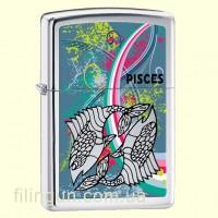 Зажигалка Zippo 24930 Zodiac Pisces