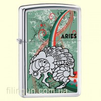 Зажигалка Zippo 24931 Zodiac Aries
