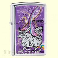 Зажигалка Zippo 24932 Zodiac Taurus