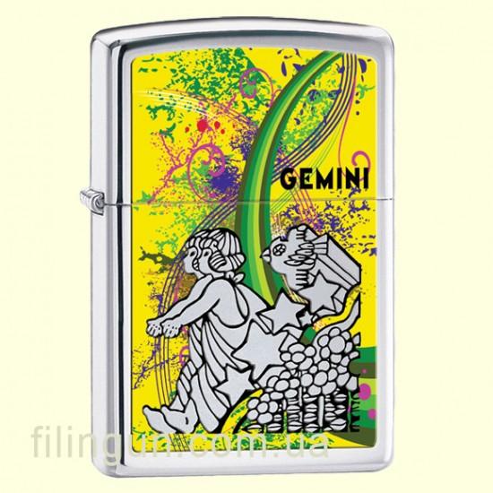 Зажигалка Zippo 24933 Zodiac Gemini