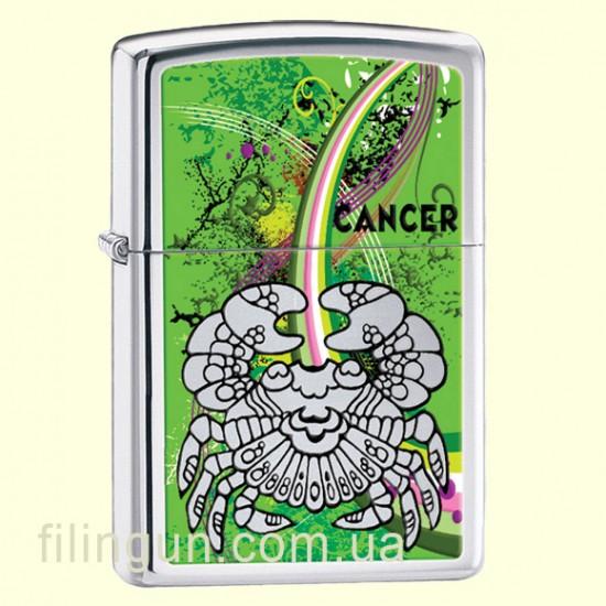 Зажигалка Zippo 24934 Zodiac Cancer