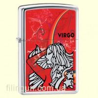 Зажигалка Zippo 24936 Zodiac Virgo