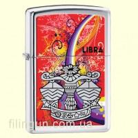 Зажигалка Zippo 24937 Zodiac Libra