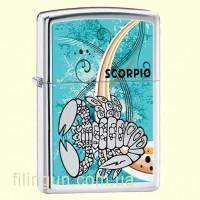 Зажигалка Zippo 24938 Zodiac Scorpio