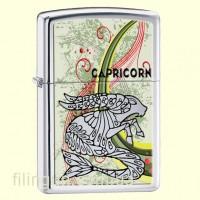 Зажигалка Zippo 24940 Zodiac Capricorn