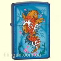 Зажигалка Zippo 28139 Koi Fish