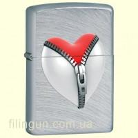 Зажигалка Zippo 28327 Zip Heart