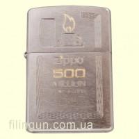 Зажигалка Zippo 28412 500 Million Limited Edition